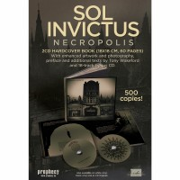 SOL INVICTUS - NECROPOLIS [LIMITED] DIGIBOOK2CD
