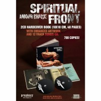 SPIRITUAL FRONT - AMOUR BRAQUE [LIMITED] DIGIBOOK2CD