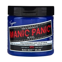SEMI PERMANENT HAIR DYE - BAD BOY BLUE