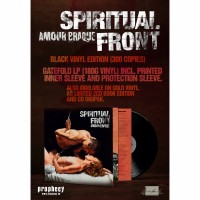 SPIRITUAL FRONT - AMOUR BRAQUE [LIMITED] LP