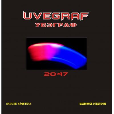 UVEGRAF - 2047 SALA DE MÁQUINAS [LIMITED] LP