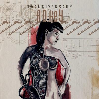 AD:KEY - 10TH ANNIVERSAY AD:KEY CD