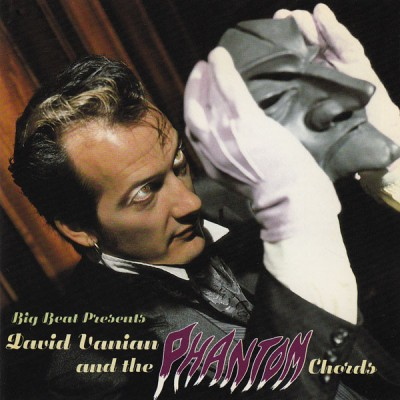 DAVE VANIAN AND THE PHANTOM CHORDS - DAVE VANIAN AND THE PHANTOM CHORDS CD