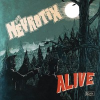 THE NEVROTIX - ALIVE LP