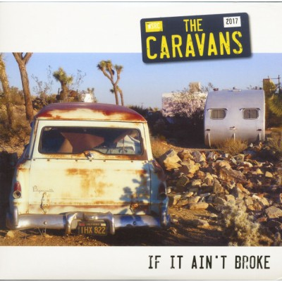 THE CARAVANS - IT AIN´T BROKE [LIMITED] LP