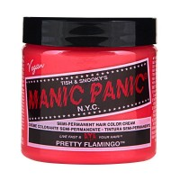SEMI PERMANENT HAIR DYE - PRETTY FLAMINGO