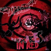 AS DIABATZ - NIGHTMARES IN RED [LIMITED] LP + CD