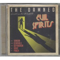 THE DAMNED - EVIL SPIRITS CD