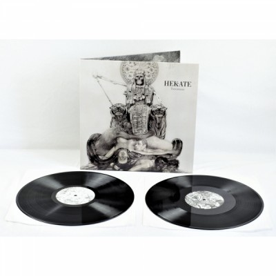 HEKATE - TOTENTANZ [LIMITED] 2CDBOOK