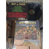 COCKROACHES - REST IN PIECES [LIMITED] LP