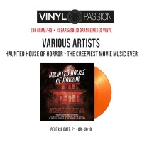 V/A - HAUNTED HOUSE OF HORROR - THE CREEPIEST MOVIE MUSIC EVER [LIMITED] LP