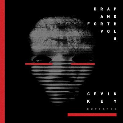 CEVIN KEY - BRAP & FORTH VOL. 8 DIGICD