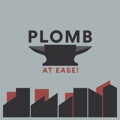 PLOMB - AT EASE! - CD