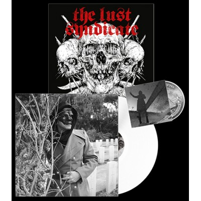 THE LUST SYNDICATE - CAPITALISM IS CANNIBALISM [LIMITED] LP + CD