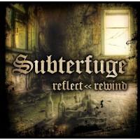 SUBTERFUGE - REFLECT - REWIND CD