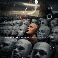 FRONT LINE ASSEMBLY – WAKE UP THE COMA CD