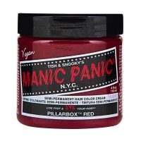 SEMI PERMANENT HAIR DYE - PILLARBOX RED
