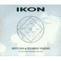 IKON - SKETCHES & BLURRED VISIONS DIGICD + DVD