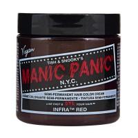 SEMI PERMANENT HAIR DYE - INFRA RED