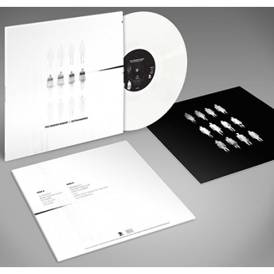 THE FOREIGN RESORT - OUTNUMBERED [WHITE] LP