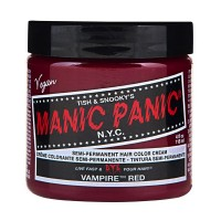 SEMI PERMANENT HAIR DYE - VAMPIRE RED