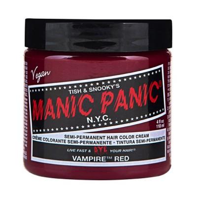 TINTE SEMIPERMANENTE - VAMPIRE RED