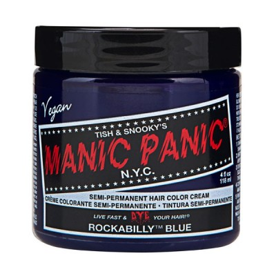 TINTE SEMIPERMANENTE - ROCKABILLY BLUE