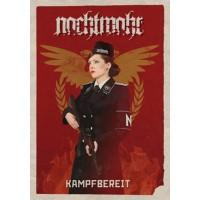 NACHTMAHR - KAMPFBEREIT [LIMITED HARDCOVER BOOK] BK+CD