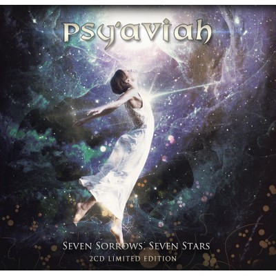 PSY´AVIAH - SEVEN SORROWS, SEVEN STARS CD