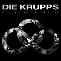 DIE KRUPPS – LIVE IN SCHATTEN DER RINGE DIGI2CD+DVD