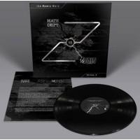 16 VOLT VS. HATE DEPT. - THE REMIX WARS: STRIKE 3 [BLACK] LP
