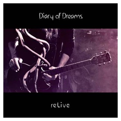 DIARY OF DREAMS - reLIVE 2CD
