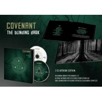 COVENANT - THE BLINDING DARK [LIMITED] 2CD+BOOK