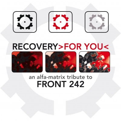 V/A - RECOVERY FOR YOU - TRITUBE TO FRONT 242 2CD