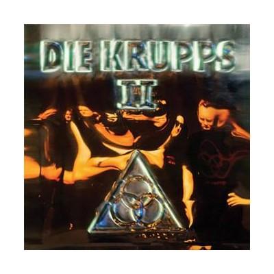 DIE KRUPPS - II - THE FINAL OPTION [BLACK] 2LP