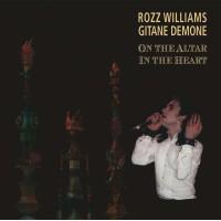 ROZZ WILLIAMS & GITANE DEMONE - ON THE ALTAR / IN THE HEART DIGI2CD