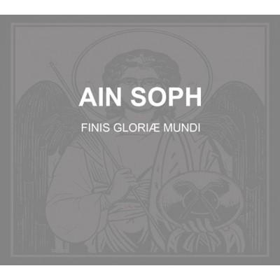 AIN SOPH - FINIS GLORIAE MUNDI DIGICD