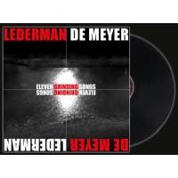 LEDERMAN + DE MEYER - ELEVEN GRINDING SONGS [LIMITED] LP + CD