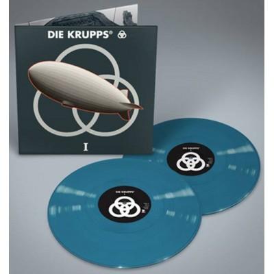 DIE KRUPPS - I [BLACK] 2LP