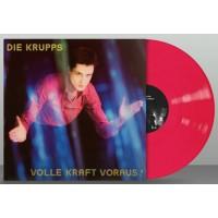 DIE KRUPPS - VOLLE KRAFT VORAUS! [PINK LP