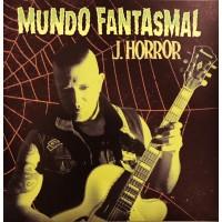 J. HORROR - MUNDO FANTASMAL CD