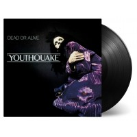 DEAD OR ALIVE - YOUTHQUAKE [LIMITED] LP