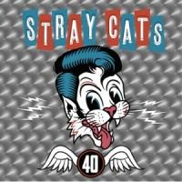 STRAY CATS - 40 CD