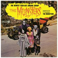 THE MUNSTERS - THE MUNSTERS [LIMITED] LP