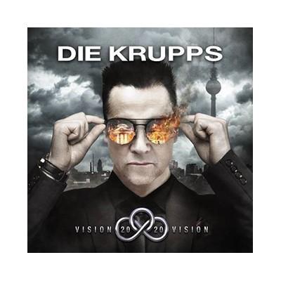 DIE KRUPPS - VISION 2020 [LIMITED] 2LP oblivion