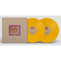 CURRENT 93 - SLEEP HAS HIS HOUSE [YELLOW] 2LP