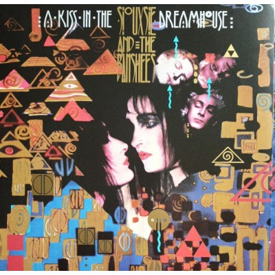 SIOUXSIE AND THE BANSHEES - A KISS IN THE DREAMHOUSE LP polydor