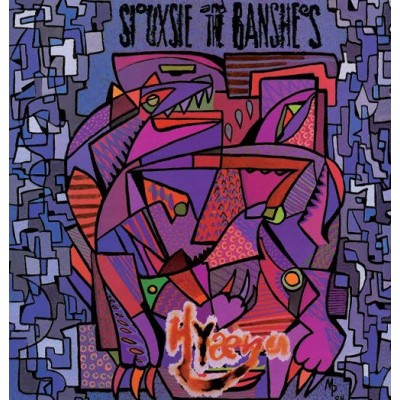SIOUXSIE AND THE BANSHEES - HYAENA LP polydor