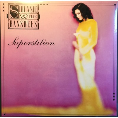 SIOUXSIE AND THE BANSHEES - SUPERSTITION 2LP polydor