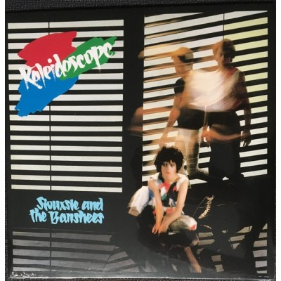 SIOUXSIE AND THE BANSHEES - KALEIDOSCOPE LP polydor